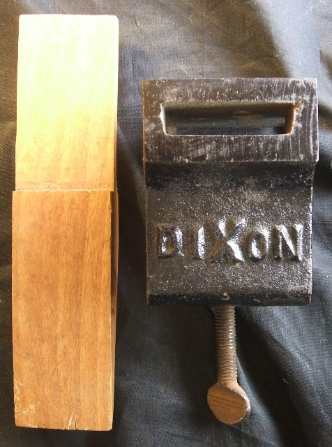Dixon bench pin anvil a