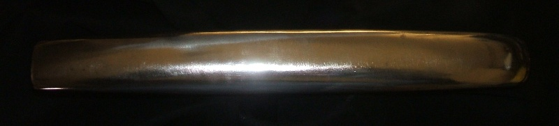 Dixon Grobet stake #9 silversmith metalsmith raising forming top