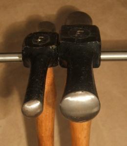 Dixon #1,2 Embossing Hammer face 2