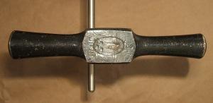 Dixon #2 Embossing Hammer