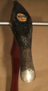 Dixon #8 Embossing Hammer face 1