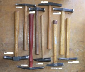 silversmith metalsmith hammers for sale